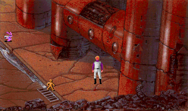Space Quest IV